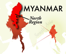 The North Myanmar Region