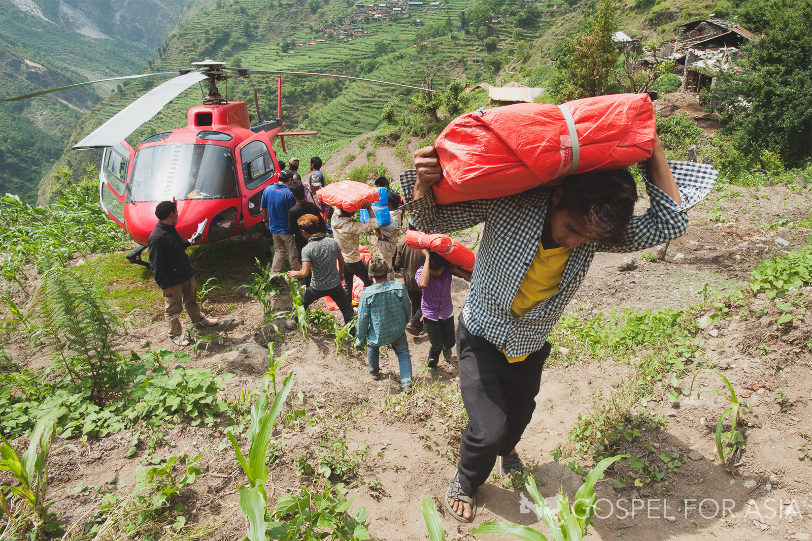 gospelforasia-nepal-earthquake-relief