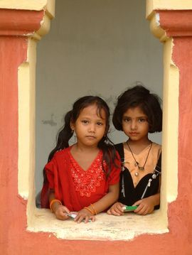 People from many cultures live in the Bhubaneswar Orissa Region.