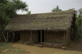 Tribal villages in the Sambalpur Region lie hidden in the ways of the past.